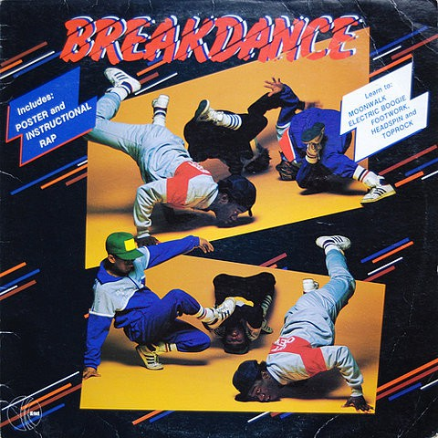 various--breakdance