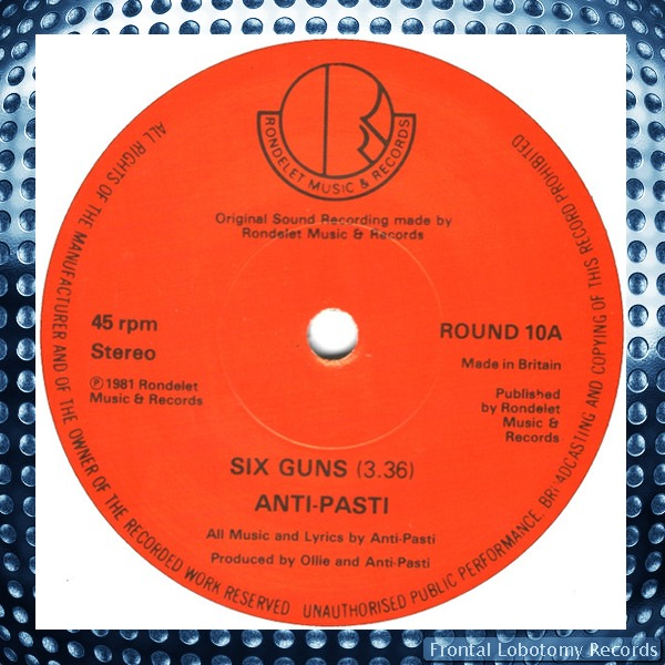 Anti-Pasti--Six Guns