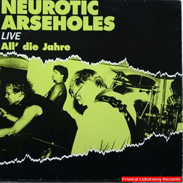 Neurotic-Arseholes