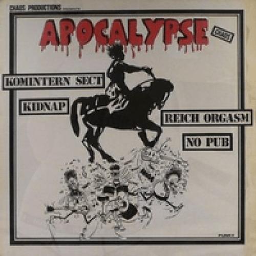Apocalypse Chaos front cover