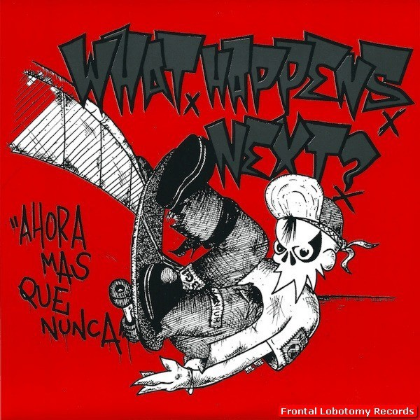 What happens Next- Ahra Mas Que Nunca