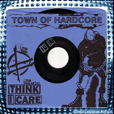 town-of-hardcore-7-inch