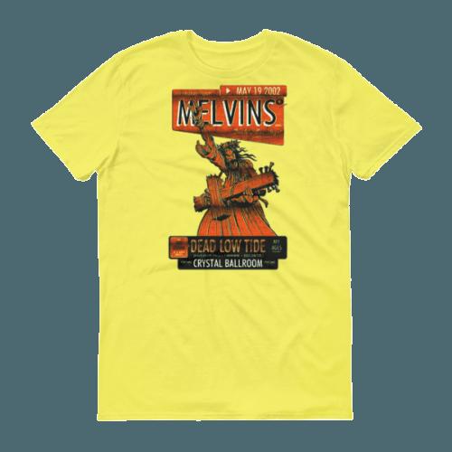 melvins-tshirt-yellow