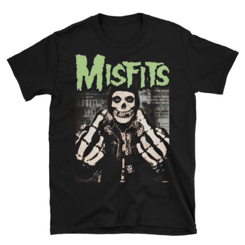 misfits-up-your-arse-tee-black