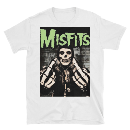 misfits-up-your-arse-tee-white