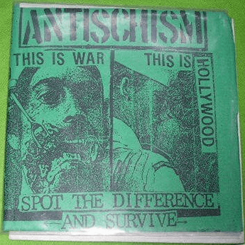 600x600antischism-this-is-war-ep-500x500 Home- Frontal Lobotomy Records