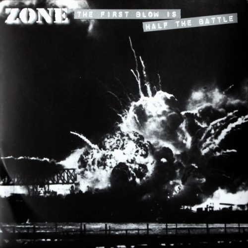zone-the-first-blow-is-half-the-battle-500x500 Home- Frontal Lobotomy Records